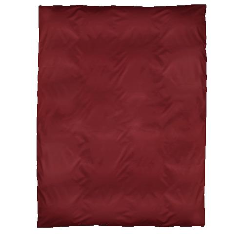 Duvetbezug, rubin